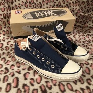 Converse All Star Sneakers NWOT (ALL LOW TOP)